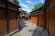 Ishibei Koji street, Kyoto