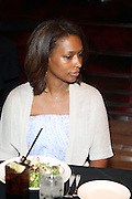 Sydney Bolden at The Alize Liquer Concrete + Cashmere Career Polishing Pack Luncheon held at The Blue Fin on August 19, 2009 in New York City..Life is more colorful when you mix it up so Alizé is bringing you the hip, edgy reality series Concrete + Cashmere. This show chronicles the lives of 6 adventurous,aspiring fashion professionals as they compete for $10,000 and mentoring from some of the brightest luminaries in the business through our Career Polishing Package...