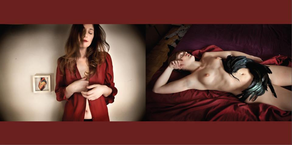 EnContraste Magazine Mex © Zoe Vincenti 2013