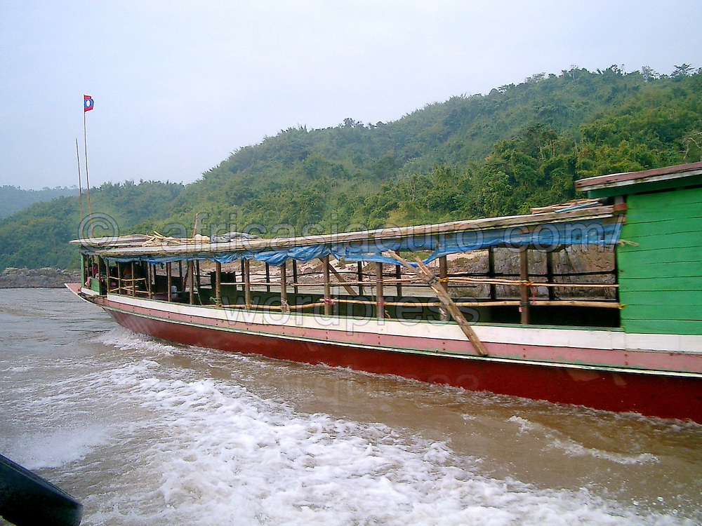 Burmese water transport