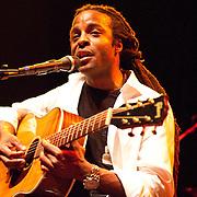 April 4, 2010 (Washington, D.C.) - John Forte performs at the 9:30 Club in Washington, D.C. (Photo by Kyle Gustafson)