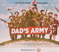 The World Premiere of Dad's Army at Odeon Leicester Square, London on Tuesday 26 January 2015