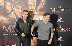 "DEC 19 2013 ""The Physician"" photocall"