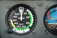 Standby Airspeed Indicator (ASI) on a late model, G1000 EFIS equipped Cessna 172