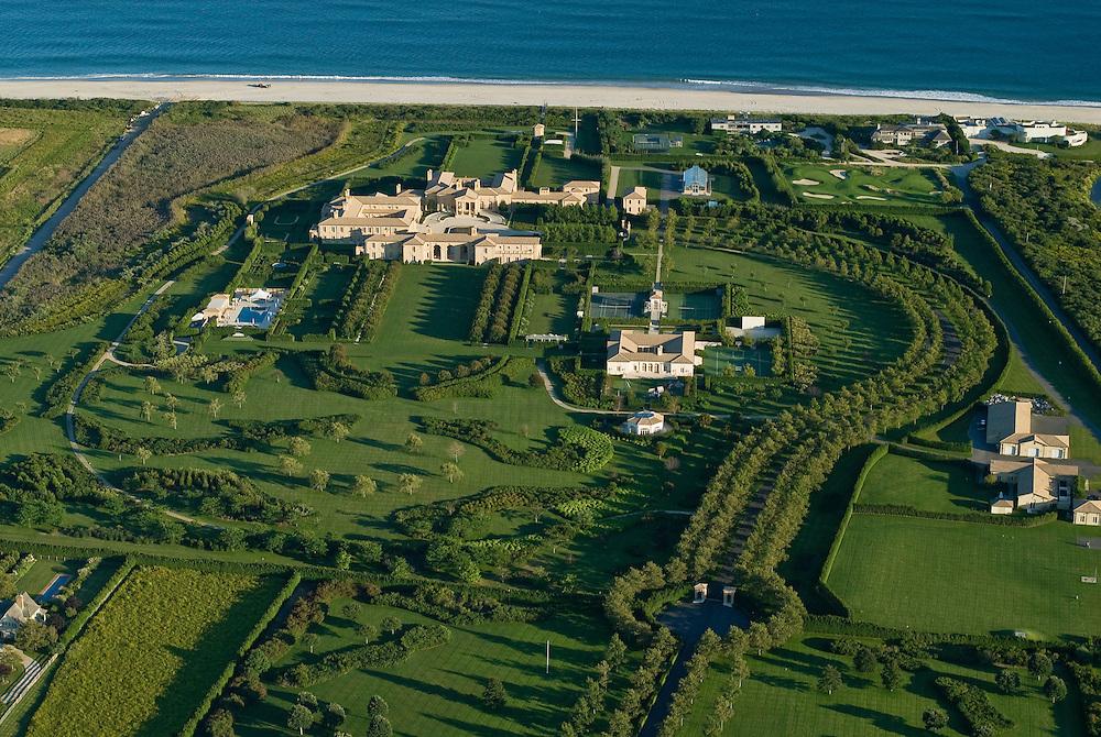 Ira rennert property mansion sagaponack long island for Hamptons long island