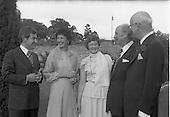 1978 - Reception for Mr. Sean Donlon, New Irish Ambassador to the United States