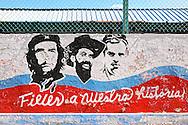 Image of Ernesto Che Guevara in Havana, Cuba.