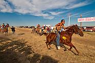 Milk River Memorial Indian Horse Races-Montana