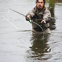 Paul Romie, Bristol Bay Fly Fising and Guiding Academy, Bear Trail Lodge, Naknek, Alaska