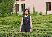 Borges' Labyrinth at Cini