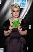 10/15/2009 - Los Premios MTV 09 Los Angeles - Hard Rock Backstage