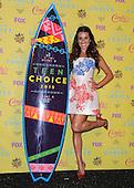 8/16/2015 - Fox Teen Choice 2015 - Press Room