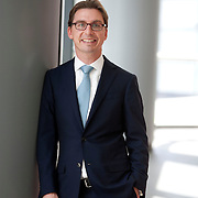 Martijn Van der Heijden, Head of lending at HSBC