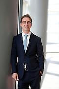 Martijn Van der Heijden, Head of lending at HSBC