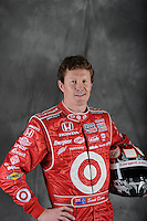 Scott Dixon, Spring Training, Barber Motorsports Park, Birmingham, AL USA 4/10/2011