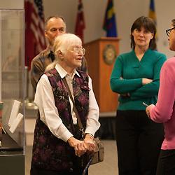 Mrs. Sally Eosteinn School Visit