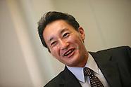Kazuo Hirai, of Sony, Japan.