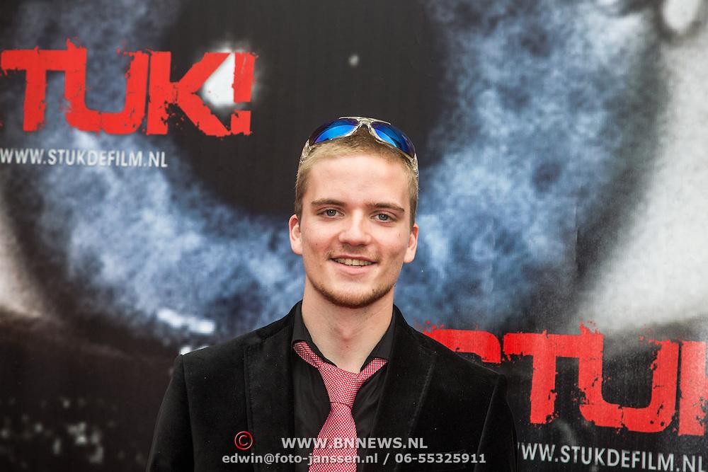 NLD/Almere/20140609 - Premiere Stuk de film, Rick van Elk