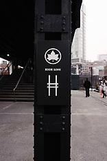 New York's Highline, in Chelsea - June 2009