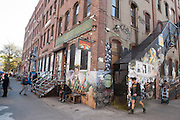 Bushwick, Brooklyn.<br /> <br /> Brooklyn Artists October 2015<br /> <br /> &copy; Stefan Falke<br /> stefanfalke@mac.com<br /> www.stefanfalke.com