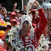 2012 INDYCAR RACING INDIANAPOLIS 500