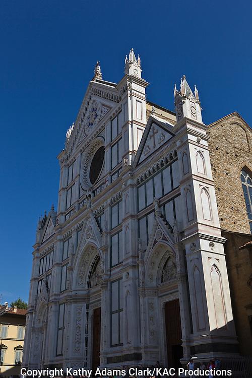 Basilica di Santa Croce (Basilica of the Holy Cross) is the principal Franciscan church in Florence, Italy.