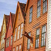 Bergen and Bryggen