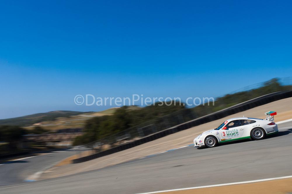 #3 Competition Motorsports Porsche GT3 Cup: Steve Goldman