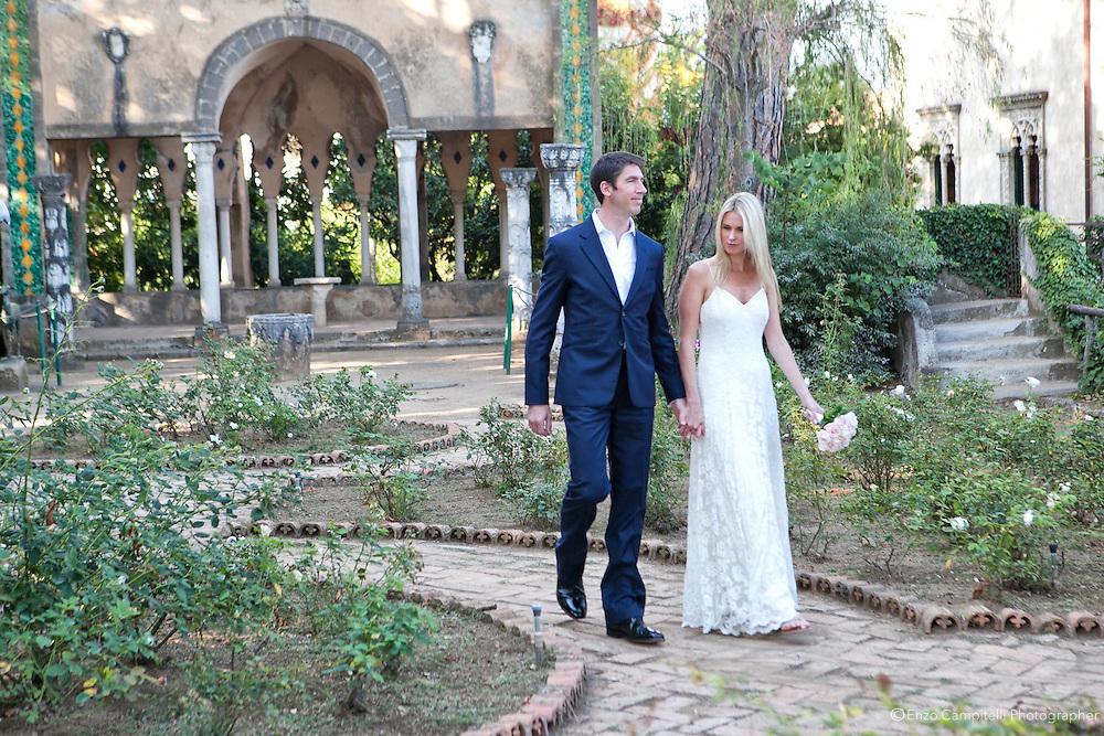 Wedding at Ravello, Italy
