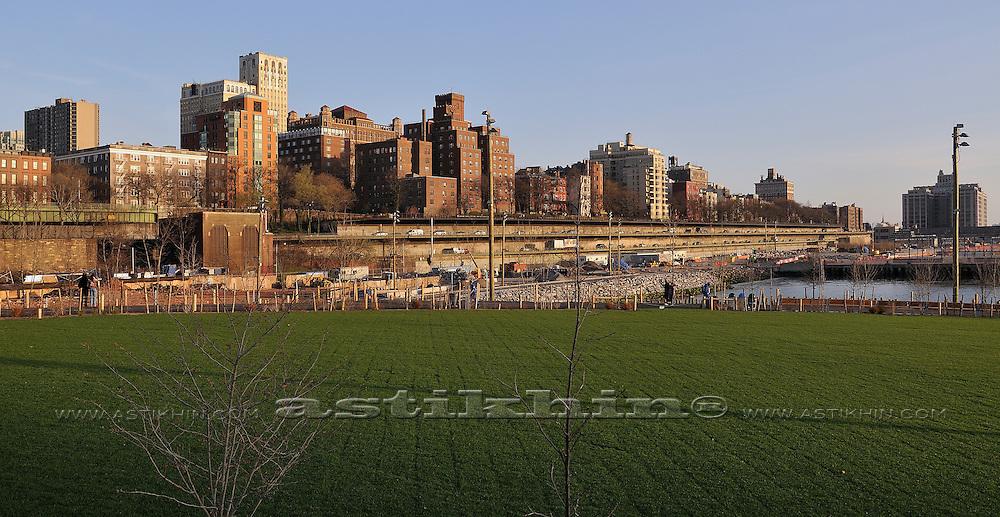 Brooklyn Heights Promenade and BQE