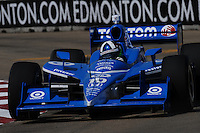 Dario Franchitti, Rexall Edmonton Indy, Edmonton Alberta, Canada, Indy Car Series