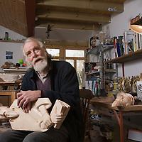 Allan Ross, sculptor