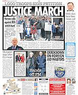 JUSTICE MARCH