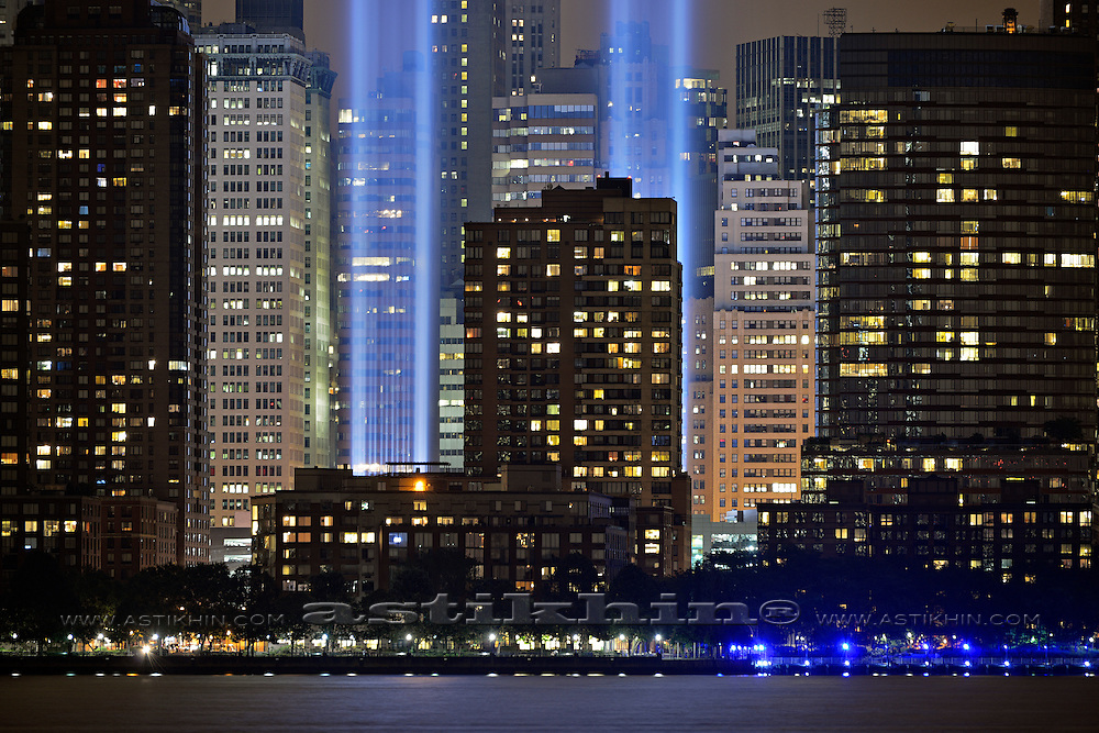 Tribute in Light.