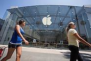 The Apple Store in Santa Monica