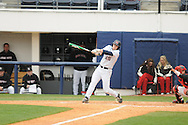 Mississippi's David Phillips vs. Louisville at Oxford-University Stadium in Oxford, Miss. on Sunday, March 14, 2010. Louisville won 10-8.