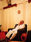 The governor of the Andaman and Nicobar Islands