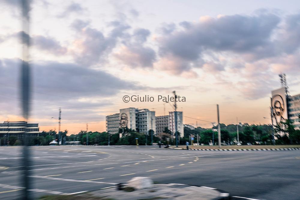 Piazza della Rivoluzione, Havana