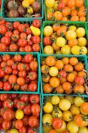 Heirloom Tomatoes, Old Monterey Farmers Market, California