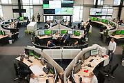 Vanaf 8 oktober 2010 worden alle bewegingen op het Nederlandse spoornet gevolgd in het Operationeel Controle  Centrum Rail (OCCR). Bij het OCCR werken vervoerders en beheerder 24 uur per dag samen om te komen tot een snellere afhandeling van calamiteiten, meer beschikbare spoorcapaciteit, minder vertragingsminuten en verbetering van de kwaliteit van de reis- en verkeersinformatie.<br /> <br /> At the Operation Control Center Rail (OCCR) all movements on the Dutch railways are coordinated.