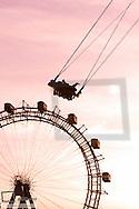 Prater, Riesenrad, Giant Ferry Wheel, Vienna, Austria