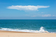 Beach at Chilaw. West Coast.