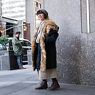 Fur-Lined Parka, NYFWM Day 1