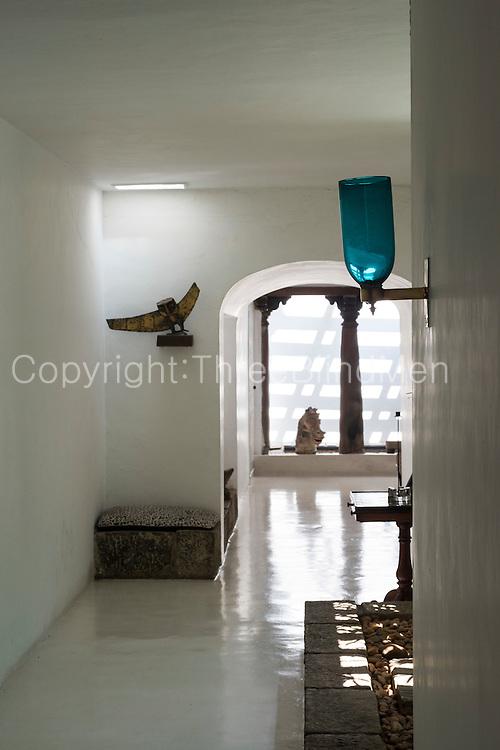 11, 33rd Lane,  Geoffrey Bawa's Colombo home.
