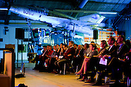 Koningin Maxima bezoekt dinsdagmiddag 22 november de 'Digitale Werkplaats' in Hangar 11 op Vliegveld