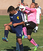 Albuquerque High vs Atrisco Heritage boys soccer 10/04/2016