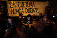 Students occupy a library in Madrid to ask 24 hours openning