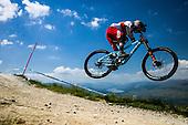 Mountain Biking, Scotland, UK