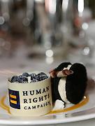 Human Rights Campaign 2008 Gala & Awards held at the Hilton New York.