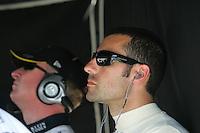 Dario Franchitti, Bombardier Learjet 500, Texas Motor Speedway, Ft. Worth, TX USA, 6/10/2006